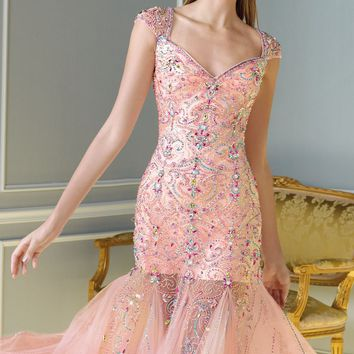 Alyce Claudine Collection 2327 Dress