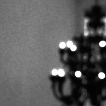 Black Chandelier Photo, Sparkly, Dreamy, Bokeh Photo, Black and White Photo, Light Photo, Digital Download, Instant Download, Printable Art
