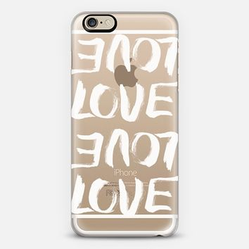 LOVE5 iPhone 6 case by Miranda Mol | Casetify