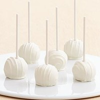 Vanilla Cake Pops and other chocolates & gifts at berries.com