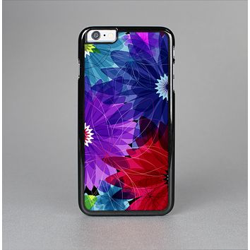 The Boldly Colored Flowers Skin-Sert for the Apple iPhone 6 Skin-Sert Case