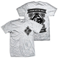 Counterparts: Hate T-Shirt