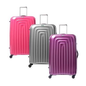 Lojel Wave Polycarbonate 24-Inch Spinner Luggage
