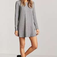 Heathered Mini Dress