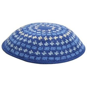 Tightly Knit Quality Kippahs 17cm 90 Colors & Designs