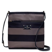 kate spade | fabric purses - kate spade cambridge stripe jan
