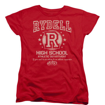 Grease  Rydell High Girls Jr Red