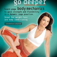 """Yoga Inside Out: Go Deeper"" DVD with Paula Tursi - Lesson & Practice"