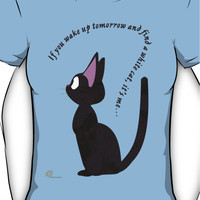 Jiji The Cat (No BG) Women's T-Shirt