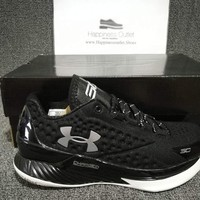spbest Under Armour Curry 1 Low Black