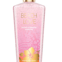 NEW! Beach Love Buffing Body Wash