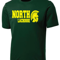Williamsville North HS Mens Lacrosse Sport-Tek® Mens PosiCharge™ Competitor™ Shirt