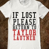 IF LOST TAYLOR - glamfoxx.com
