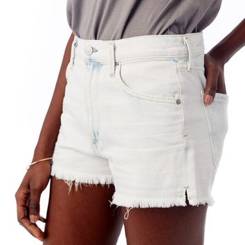 AGOLDE Jaden Hi Rise Cut-Off Shorts