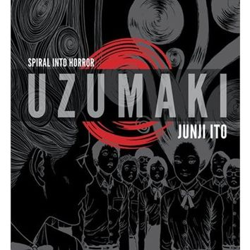 Uzumaki (3-in-1, Deluxe Edition): Includes vols. 1, 2 & 3, Book by Junji Ito (Hardcover) | chapters.indigo.ca