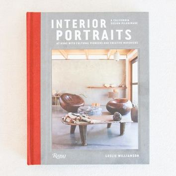Interior Portraits: At Home With Cultural Pioneers and Creative Mavericks by Leslie Williamson at General Store