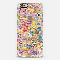 Emoji iPhone 6 case by Marta Olga Klara | Casetify