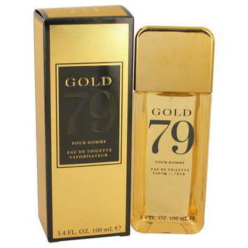Gold 79 by YZY Perfume