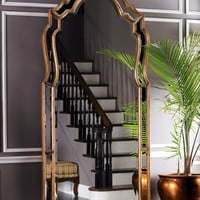 John-Richard Collection - Oversized Beveled Mirror - Horchow