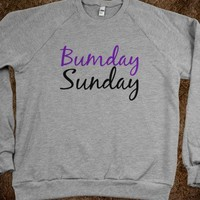 Lazy Sunday Crew Neck