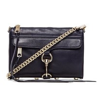 Rebecca Minkoff Mini MAC in Navy