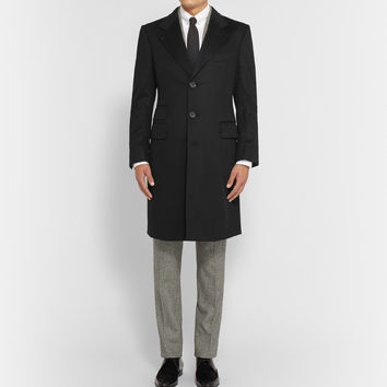 Tom Ford - Slim-Fit Cashmere Coat | MR PORTER