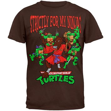 Teenage Mutant Ninja Turtles - My Ninjas T-Shirt
