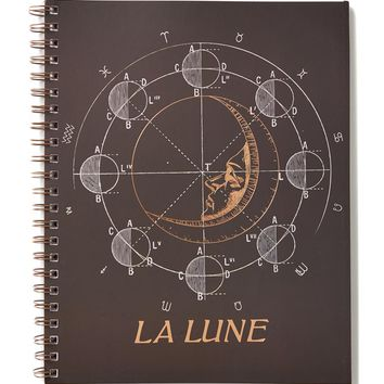 Large Campus Notebook - 240 Pages