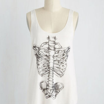 Feeling Spine Tank Top | Mod Retro Vintage Sweaters | ModCloth.com