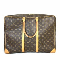 LOUIS VUITTON Monogram SIRIUS 55 Travel Suitcase