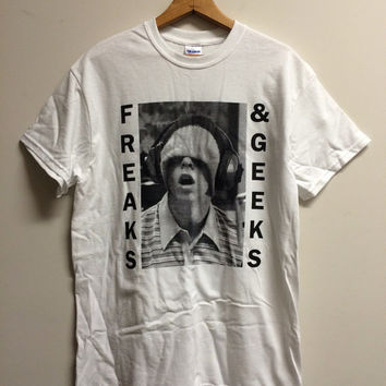 Sonic Bill : Freaks and Geeks / Sonic Youth Tee Shirt