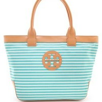 Tory Burch Small Sofia Tote | SHOPBOP