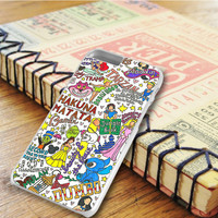 Collage Art Disney All Character iPhone 6 Plus Case