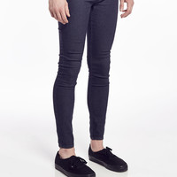 Cheap Monday Low Spray Jeans in Super-Skinny Fit Truth Blue