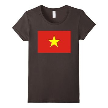 Flag of Vietnam T-Shirt - Authentic