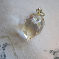 Rock Crystal Pendant