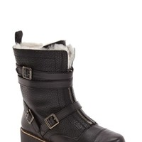 Arturo Chiang 'Pelli' Genuine Shearling Lined Boot (Women) | Nordstrom