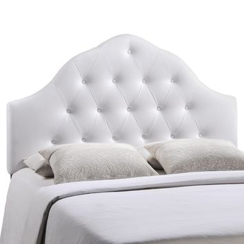 Sovereign Queen Upholstered Vinyl Headboard