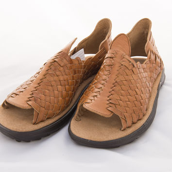 Mexican Huarache Sandals - Men's Catrin Style Chedron