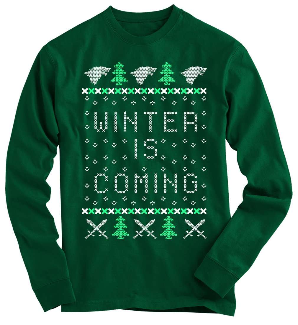 Game Of Thrones Ugly Christmas Sweater from Gnarly Tees