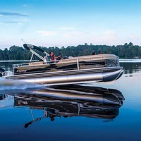 SUN TRACKER Pontoon Boats