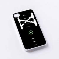 X Files  logo iPhone 4/4S, 5/5S, 5C,6,6plus,and Samsung s3,s4,s5,s6