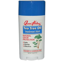 Queen Helene Tea Tree Oil Deodorant (1x2.7 Oz)