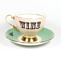 Wine in a Teacup