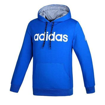 DCKI72 Trendsetter Adidas Men Fashion Casual Top Sweater Pullover Hoodie