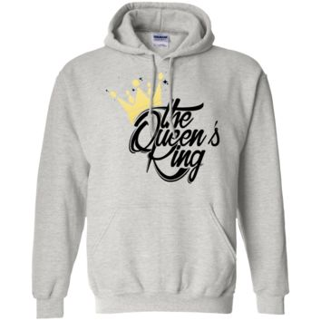 The Queen's King Kool Customs Pullover Hoodie 8 oz.