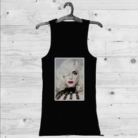 Lady Gaga Custom Tank Top | Men Tank Top | Woman Tank Top | T-shirt | Shirts