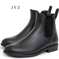 New Rain Boots / Waterproof Ankle Boots