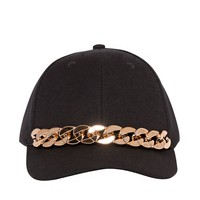 Chain Up Cap