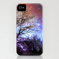 starry night iPhone Case by Sylvia Cook Photography | Society6